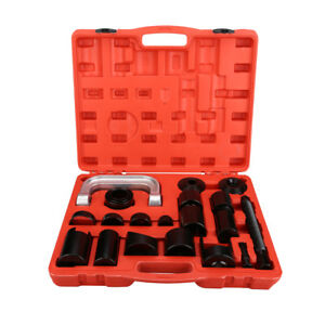 21pcs Press Truck Car Ball Joint Service Kit Remover Installer Auto Repair Tools
