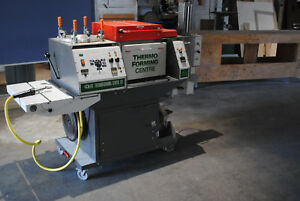 Cr Clarke Thermoforming Centre 911 Thermoformer Vacuum Forming Plastic Extrusion