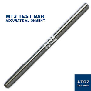 Atoz 3mt Lathe Alignment Mt3 Test Bar Length 335mm 13 3 16 En31 Alloysteel