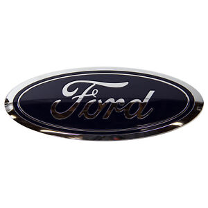 Oem New 2015 2018 Ford F150 Expedition Front Grille 9 5 Ford Oval Emblem Badge