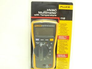 Fluke 116 Digital Multimeter New In Box