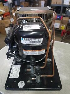 Tecumseh Aea2413yxaya 1 3 Hp 115 1 60 R 134a Low Temp Condensing Unit