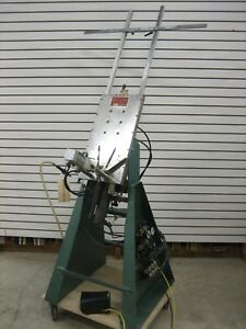 Used Pistorius Bn a Bottom Nail Assembly Machine