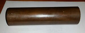1 1 2 Copper Round Rod 5 1 2 Long Solid Bar Stock