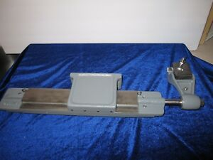 South Bend Lathe 10k Or 9 Factory Taper Attachment