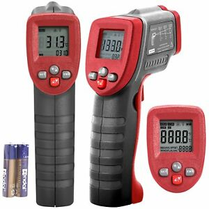 Non contact Digital Laser Infrared Thermometer Top Accuracy Temperature Gun Bbq