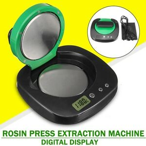Rosin Press Extract Machine Solventless free Shipping Usa
