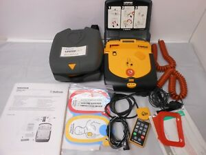 Lifepak Cr t Aed Cpr Defibrillator Trainer Medtronic New Open Package