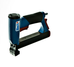 Bea 92 25 553fcs 18 Gauge 5 16 Crown Flare Stapler W Safety For Foam Bedding