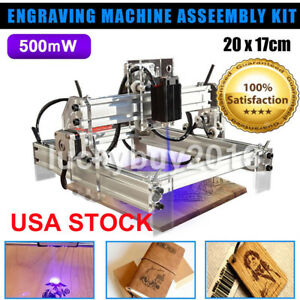 500mw Usb Mini Laser Engraver Printer Cutter Diy Mark Engraving Machine 20 17cm