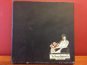 The Young Quinlan Company Hankerchief Box