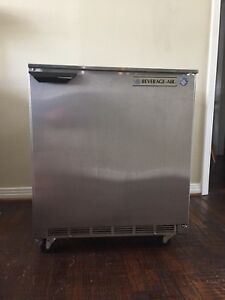 Beverage Air Under Counter Stainless Steel Freezer Model Ucf27a 23