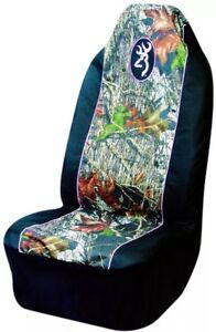 Browning Pink Buckmark Mossy Oak Camo Pullover Seat Cover New