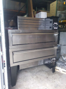 G56pt b Used Garland Air Deck Pizza Oven Includes Free Shipping