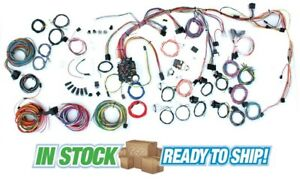 1969 69 Chevy Camaro Classic Update American Autowire Wiring Harness Kit 500686