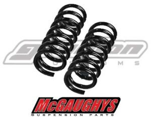 Mcgaughy S 44008 2 Drop Coil Springs 2002 05 Lowering Dodge Ram Single Cab 1500