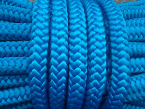 114 Of 1 2 True Blue Arborist Climbing Rappelling Rope 7 300 Lbs