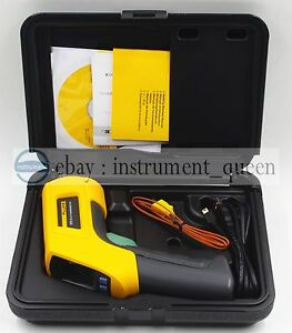 Fluke 572 2 High Temperature Infrared Thermometer