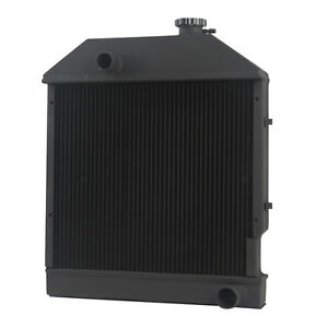 Radiator For Ford Holland Tractor 3230 3430 3930 4130 4630 E9nn8005aa
