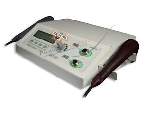 New Ultrasound Physical Therapy Machine 1 3 Mhz For Pain Relief electroson 709