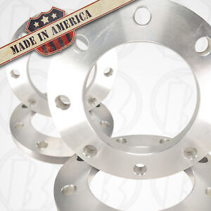 8 Lug 8x170mm Ford Wheel Spacers 3 4 Thick Fits Most Ford F 250