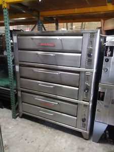 961 Used Blodgett Deck Oven Includes Free Freight