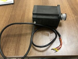 Applied Motion Hw34 506 Ip65 Rated Nema 34 High Torque Step Motor