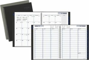At a glance Traditional Weekly monthly Appointment Book 2019 Yearly Planners