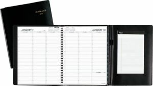 At a glance Weekly Appointment Book Plus Notepad Appointment Books