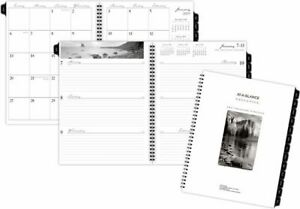 At a glance Weekly monthly Planner Refill For 70 nf81 Wirebound Planner