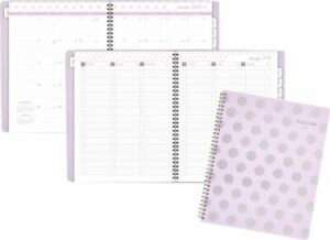 At a glance Dot Weekly monthly Appointment Book 2020 Yearly Planners