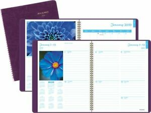 At a glance Dayminder Fashion Floral Weekly monthly Planner Weekly Monthly