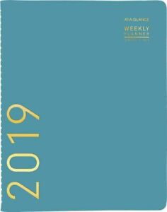 At a glance Contempo Fashion Weekly monthly Appointment Book Appointment Books