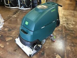 Tennant Nobles Ss5 Cylindrical 26 Floor Scrubber New Scrubbing Deck