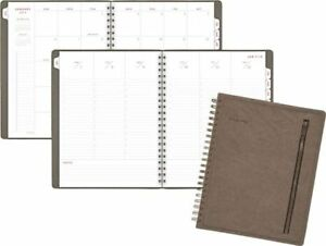 At a glance Signature Collection Weekly monthly Planner 2018 Weekly monthly