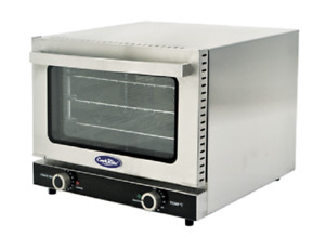 Atosa Crcc 25 Commercial Countertop Convection Oven
