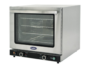 Atosa Crcc 50s Commercial Countertop Convection Oven