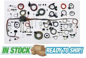 1983 87 Chevy C10 Truck American Autowire Wiring Harness Kit 510706