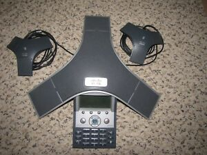 Cisco Unified Ip Conference Station 7937g Base 2 External Microphones