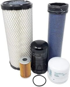 Bobcat Ct225 Ct230 Ct235 Ct335 Ct440 Ct445 Ct450 Filter Maint Kit fs
