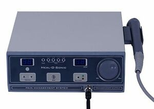 New Ultrasound Therapy Equipment Personal Use Pain Relief 1mhz With Program