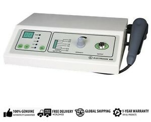 New Ultrasound Physical Therapy Machine 1 Mhz Pain Relief Chiropractic Es 608