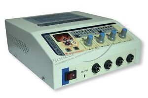 4 Ch Professional Electrotherapy Physical Therapy Machine For Pain Relief