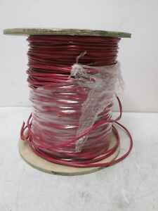 500 12 Awg 2c Solid Non Shielded Fplr Riser Fire Alarm Cable Power Limited Wire