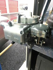 Barry Grant Demon Road Demon Jr Like New Edelbrock Holley Quick Fuel Chevy Ford
