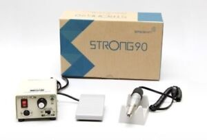 Saeshin Strong 90 Micromotor With Strong 120 Handpiece 30k