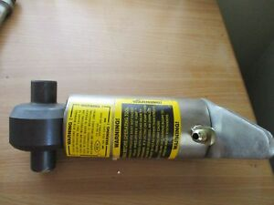 Wheeler Rex Hydraulic Cylinder For Remotely Operated Chain Pipe Cutter