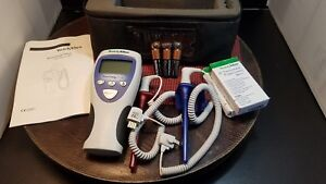 Welch Allyn Suretemp Plus Model 692 Thermometer W Bag All Accessories