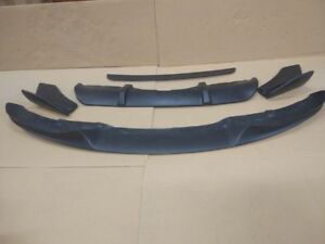 Bmw X5 F15 M 2014 Rear Diffuser Rear Spoiler Side Valences Front Lip Package