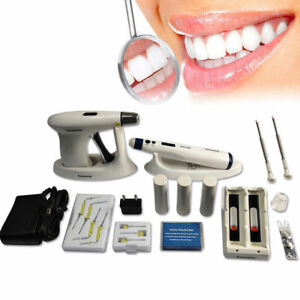 Denjoy Dental Endodontic Obturation System Cordless Gutta Percha Gun Pen Bar Ca